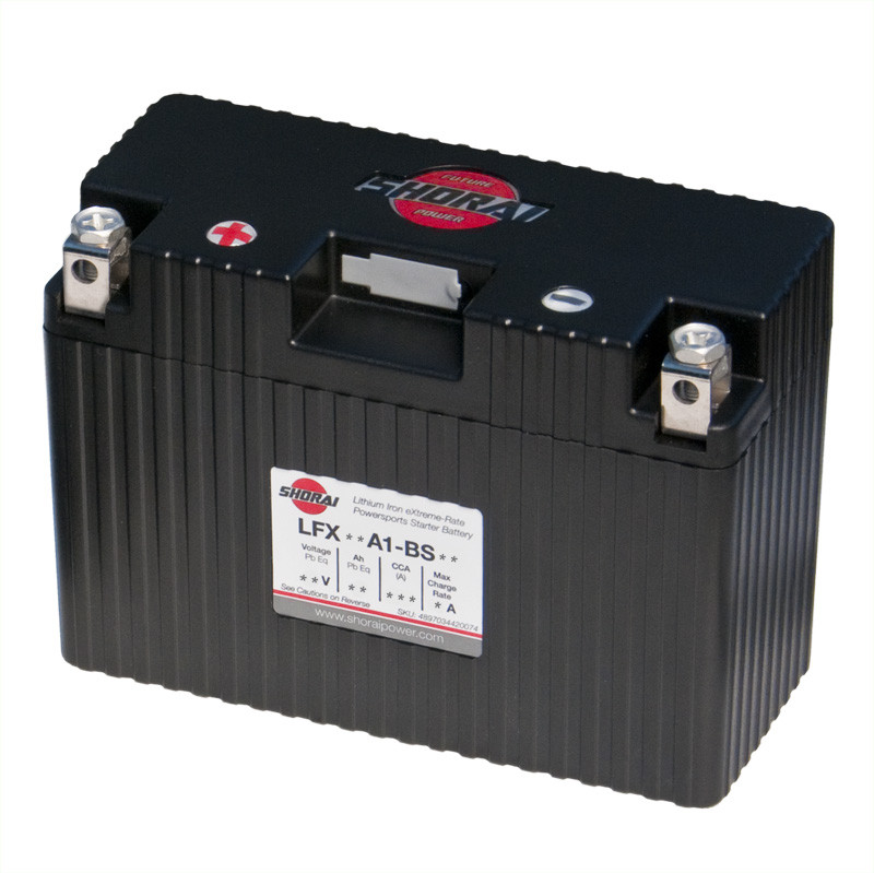 Shorai LFX12A1-BS12 Lithium Battery For 2004-2012 Yamaha YP400 Majesty